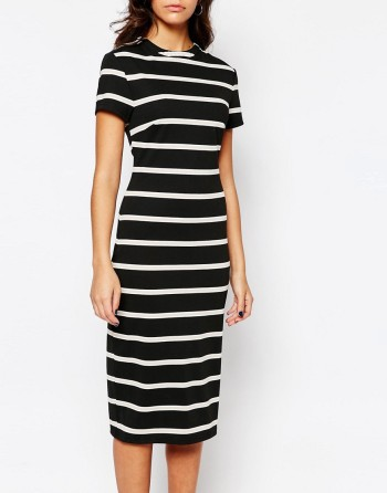 NL stripe dress
