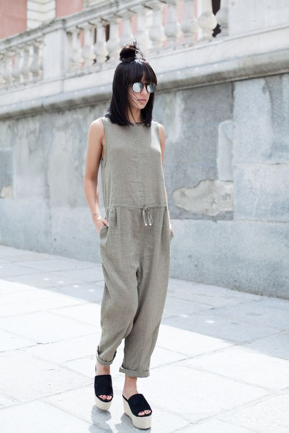 pin jumpsuit