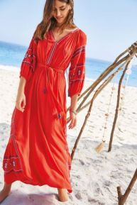next red maxi