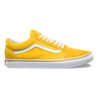 yellow vans