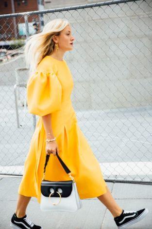yellow w:vans