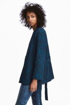 H&M kimono short