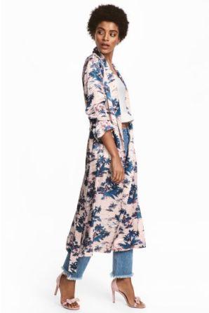 H&M long kimono