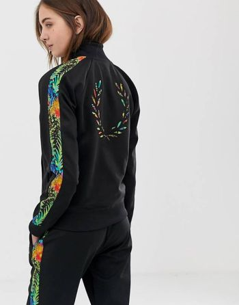 Fred Perry x Liberty
